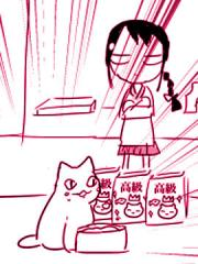 杀手少女与猫