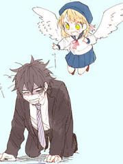想要飞的天使与飞翔的男人