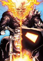 恶灵骑士复仇摩托
